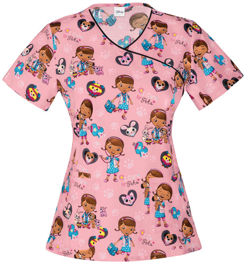 DISNEY 6784C-DCIC FILIPINA - UNIFORMES MEDICOS