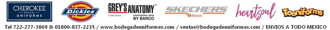 TEL 722-277-3869 & 01800-837-2235 / ventas@bodegadeuniformes.com /  ENVIOS A TODO MEXICO!