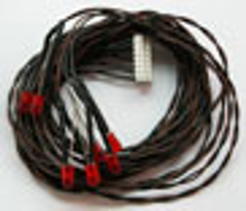 Cave Eyes LED Wire Harness KIT (old style 2005 thru 2010)