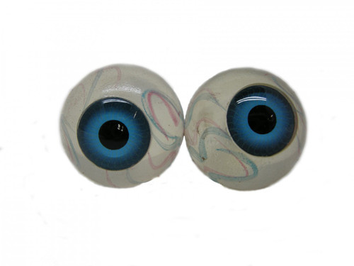 Rubber Eye Balls