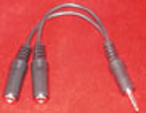 Stereo Audio Splitter, 3.5mm
