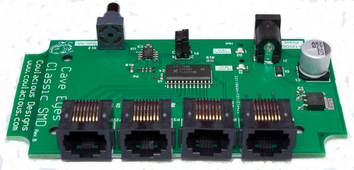 Cave Eyes Classic SMD board