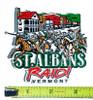 St. Albans Raid Magnet
