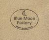 Maple Leaf Bowl - Blue