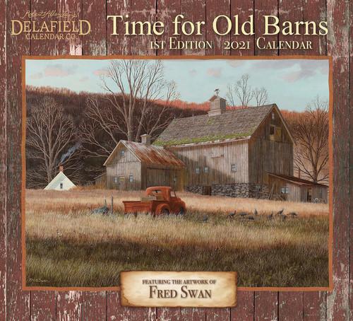 Barn Calendar -Fred Swan