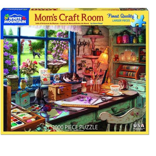Mom's Craft Room - puzzle