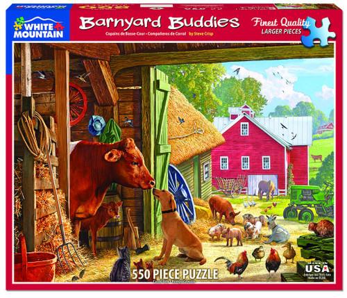 Barnyard Buddies- puzzle