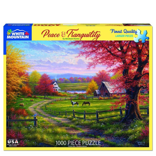 Peace & Tranquility - puzzle