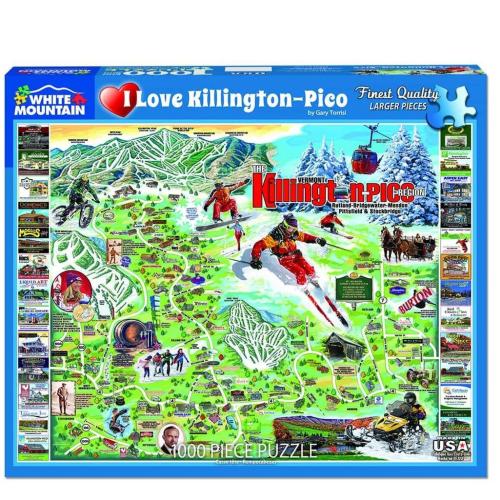 I Love Killington-Pico - puzzle