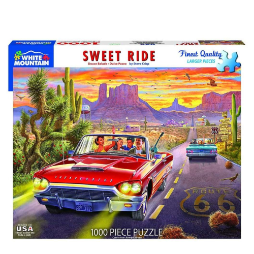 Sweet Ride - puzzle