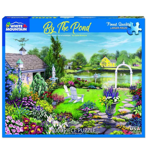 By The Pond-puzzle