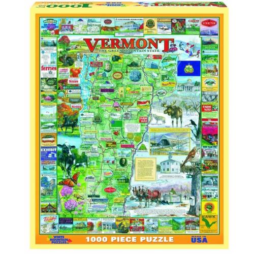 Vermont- puzzle