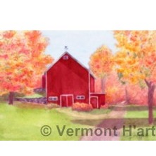 Vermont Fall- Fairfield