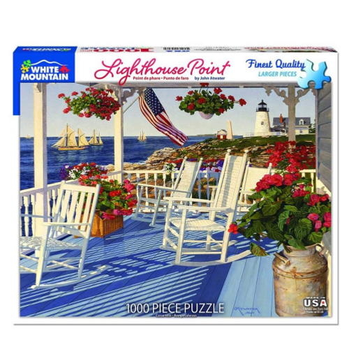 Lighthouse Point- puzzle