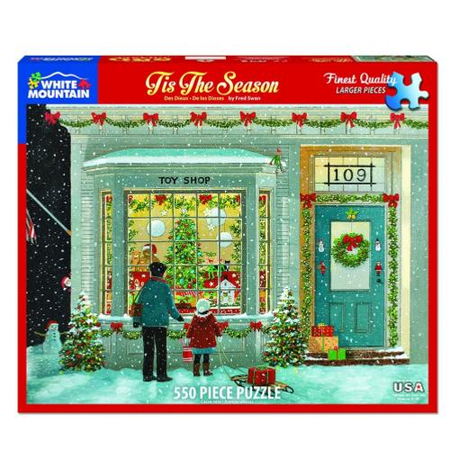 Tis The Season- Puzzle