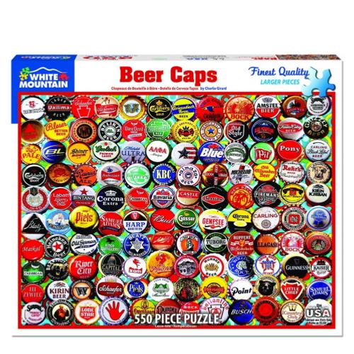 Beer Caps- puzzle