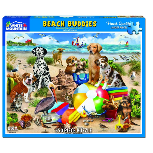 Beach Buddies- puzzle