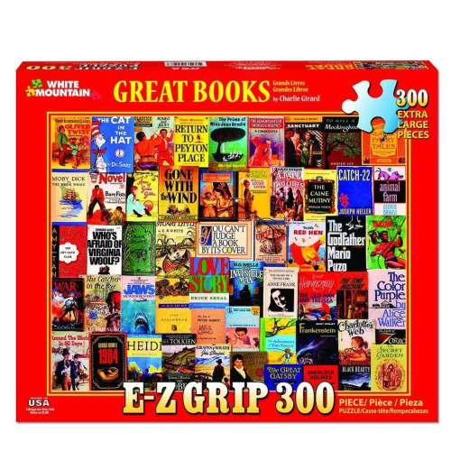 Great Books- puzzle