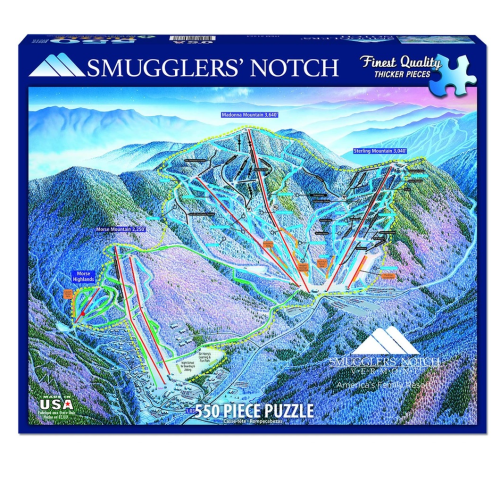 Smuggler's Notch Puzzle