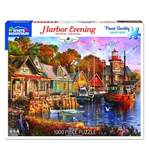 Harbor Evening- puzzle