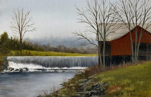 The Weston Mill