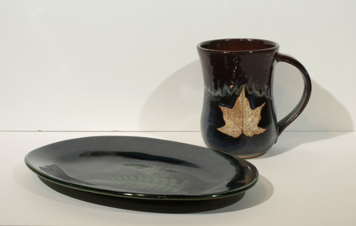 Fern Platter