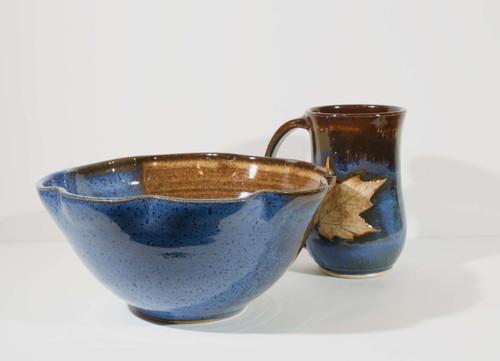 Altered Shape Bowl