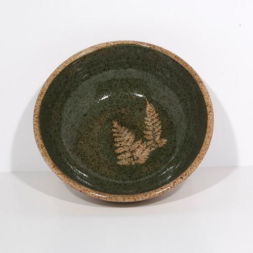 Small Fern Bowl