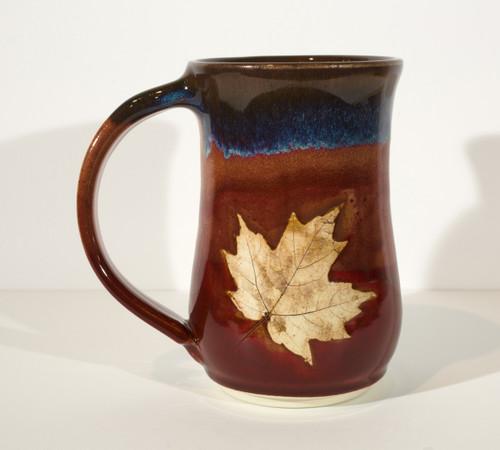 Mug - Maple Leaf Red