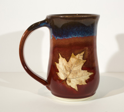 Mug - Maple Leaf Red