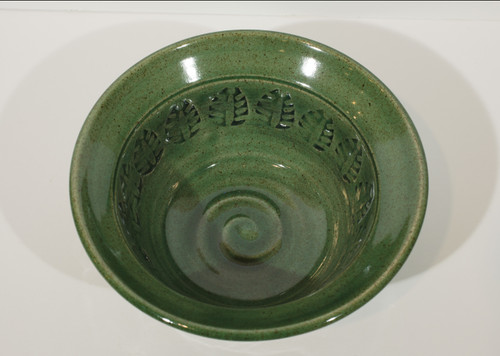 Small Stamped Bowl