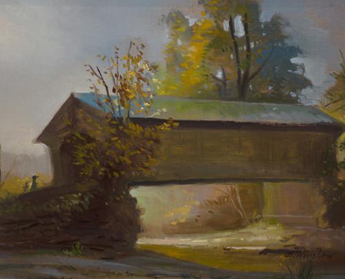 Covered Bridge Waterville