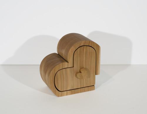 Heart Band Saw Box