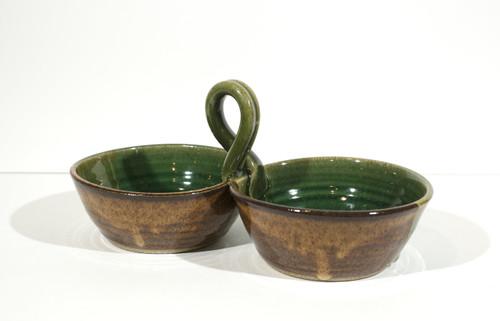 Double Serving Bowl