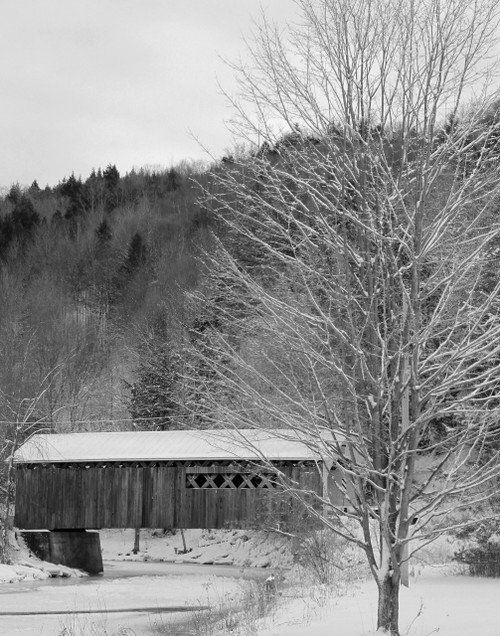Comstock Winter - Montgomery, VT