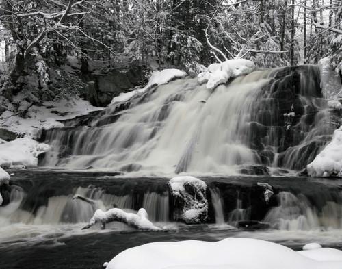 Dead Creek Falls - Swanton, VT