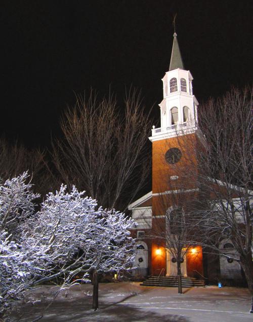 Holiday Church - Burlington, VT