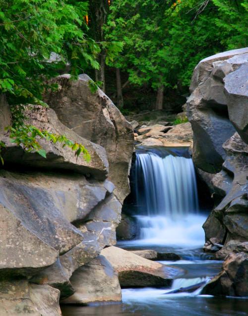 Mill River Falls - Georgia, VT