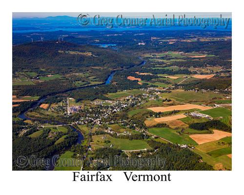 Fairfax aerial