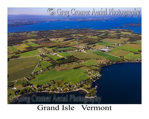 Grand Isle aerial