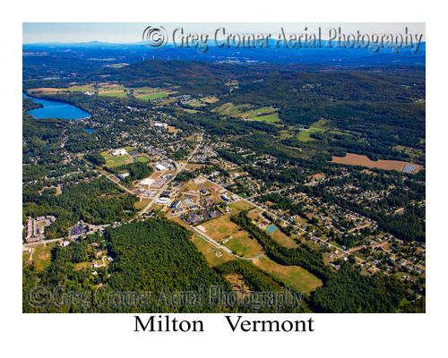 Milton aerial
