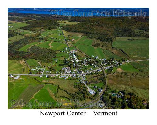 Newport Center aerial
