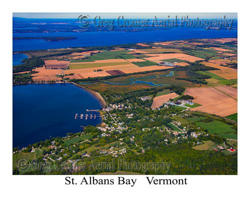 St. Albans Bay