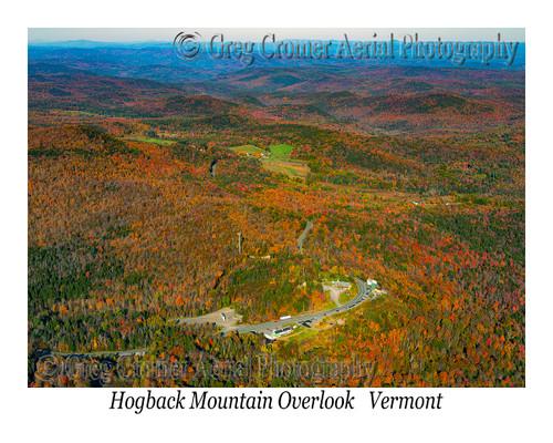 Hogback Mountain Overlook