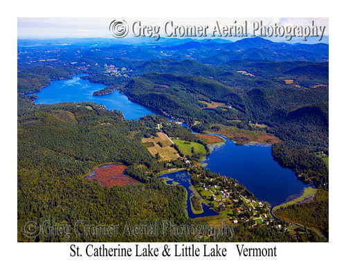 Lake St. Catherine and Little Lake