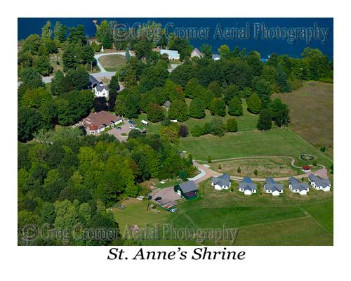 St. Anne's Shrine - Isle La Motte