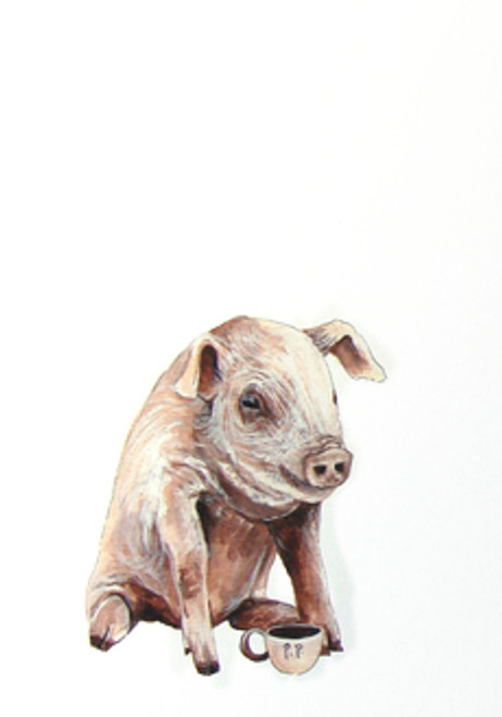 Pig - Critters and Cups