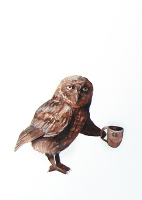 Owl - Critters and Cups