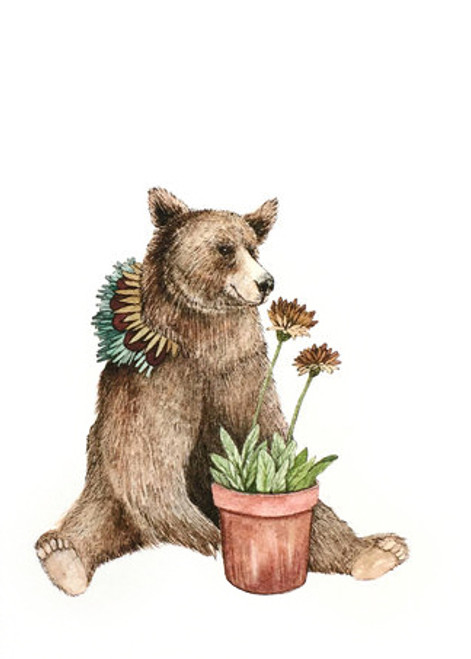Critters and Plants - Bear