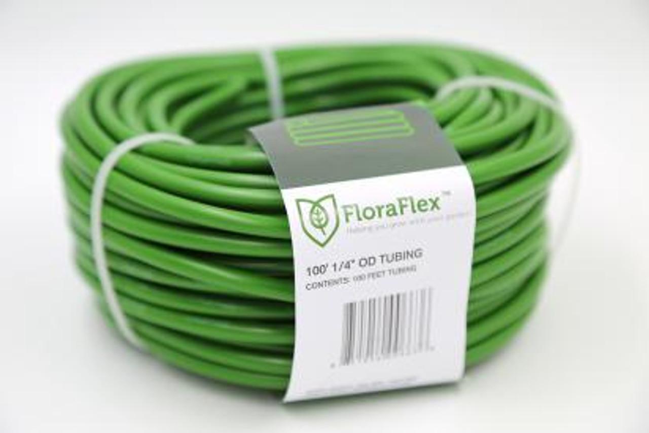 FloraFlex Tubing 1/4 Inch OD - 100 feet
